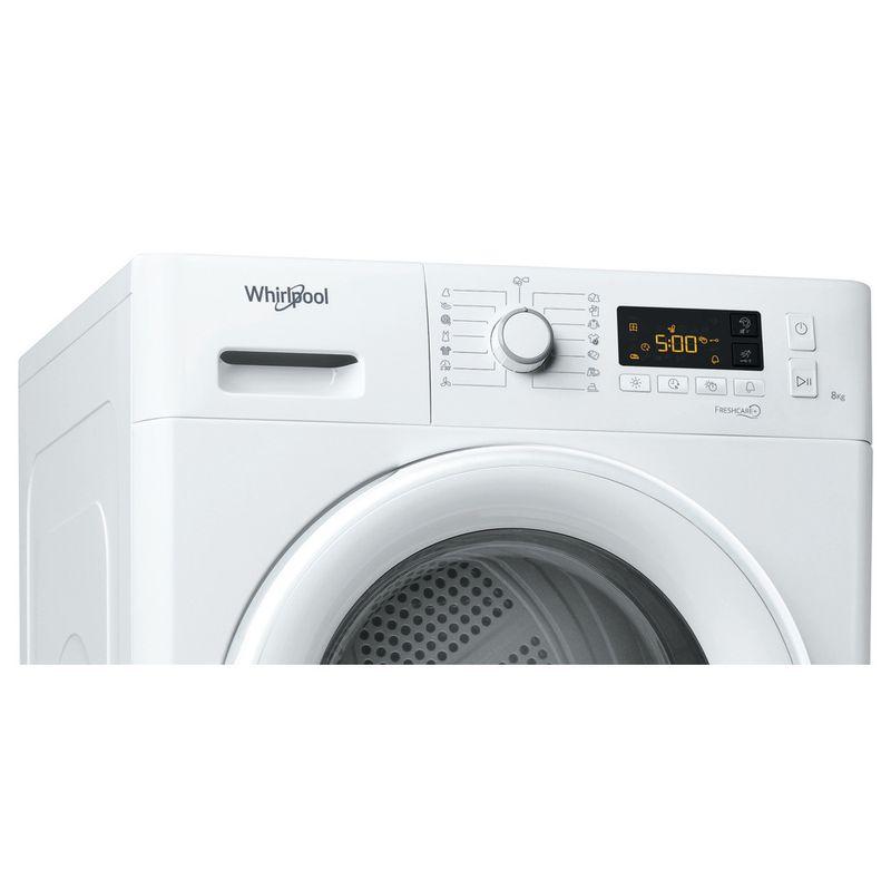 Whirlpool-Asciugabiancheria-FT-M11-81-EU-Bianco-Control-panel