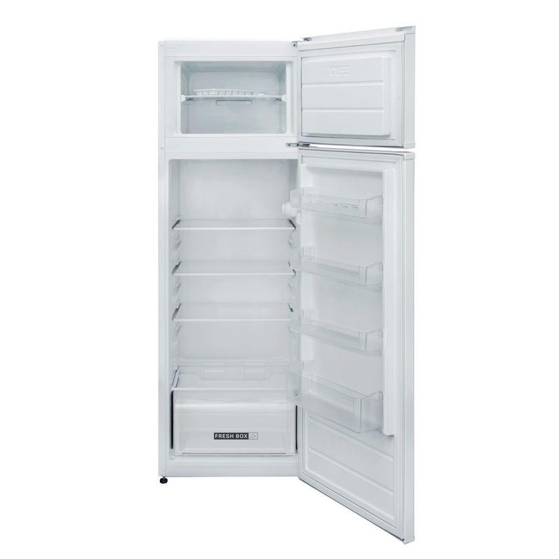 Whirlpool-Combinazione-Frigorifero-Congelatore-A-libera-installazione-W55TM-6110-W-1-Bianco-2-porte-Frontal-open