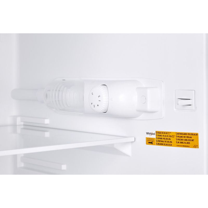 Whirlpool-Combinazione-Frigorifero-Congelatore-A-libera-installazione-W55TM-4110-W-1-Bianco-2-porte-Control-panel