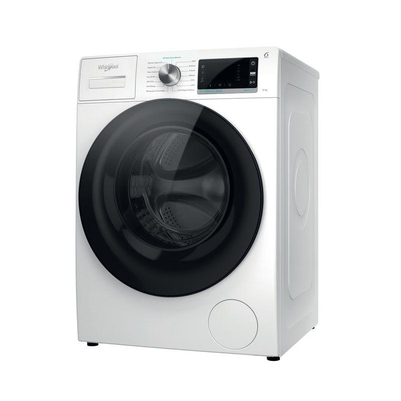 Whirlpool-Lavabiancheria-A-libera-installazione-W6-W945WB-IT-Bianco-Carica-frontale-B-Perspective