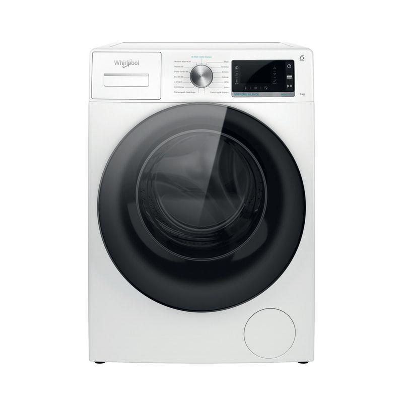 Whirlpool-Lavabiancheria-A-libera-installazione-W6-W945WB-IT-Bianco-Carica-frontale-B-Frontal