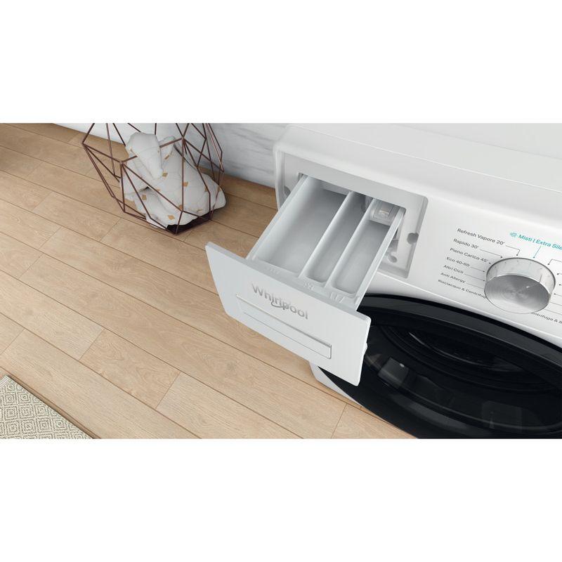 Whirlpool-Lavabiancheria-A-libera-installazione-W6-W945WB-IT-Bianco-Carica-frontale-B-Drawer