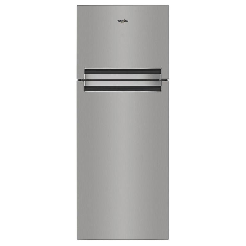 Whirlpool-Combinazione-Frigorifero-Congelatore-A-libera-installazione-T-TNF-8112-OX-2-Inox-2-porte-Frontal