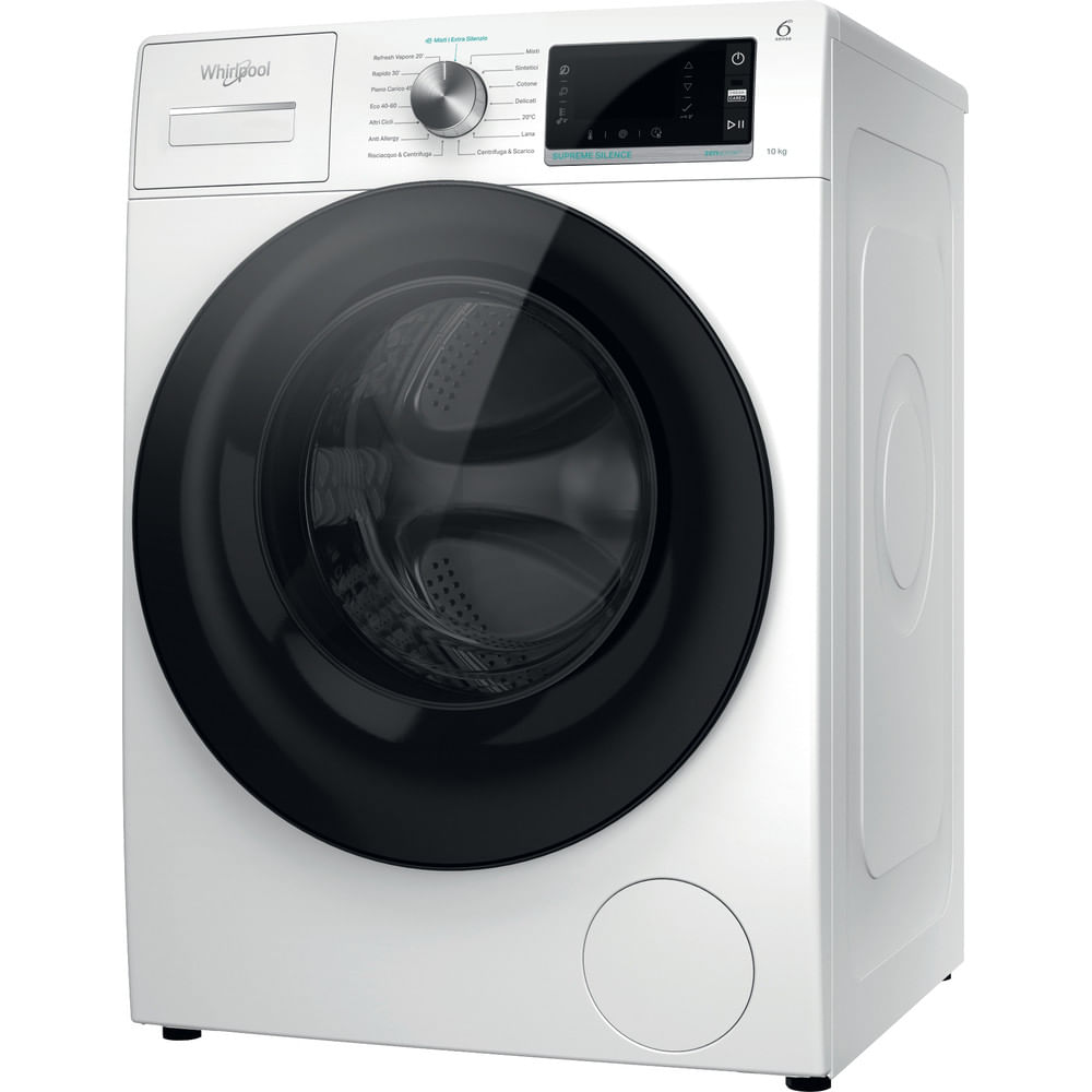 Lavatrice carica frontale - W6 W045WB IT. 10 Kg. Acquista online e sfrutta le promozioni in corso.