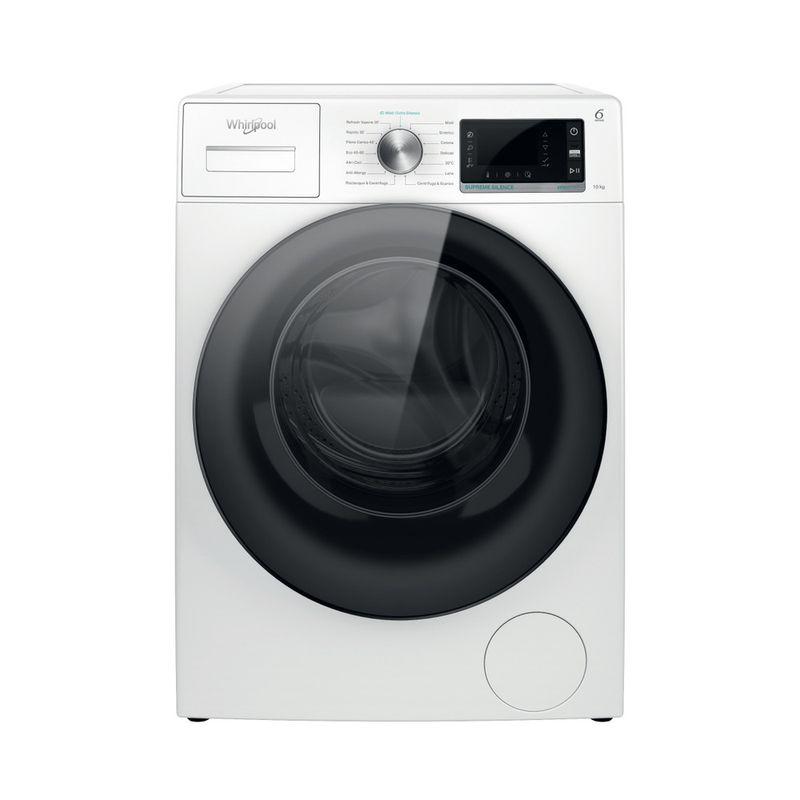 Whirlpool-Lavabiancheria-A-libera-installazione-W6-W045WB-IT-Bianco-Carica-frontale-B-Frontal
