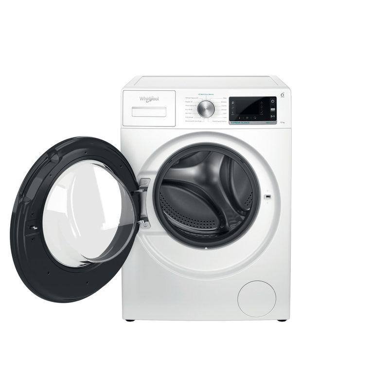 Whirlpool-Lavabiancheria-A-libera-installazione-W6-W045WB-IT-Bianco-Carica-frontale-B-Frontal-open