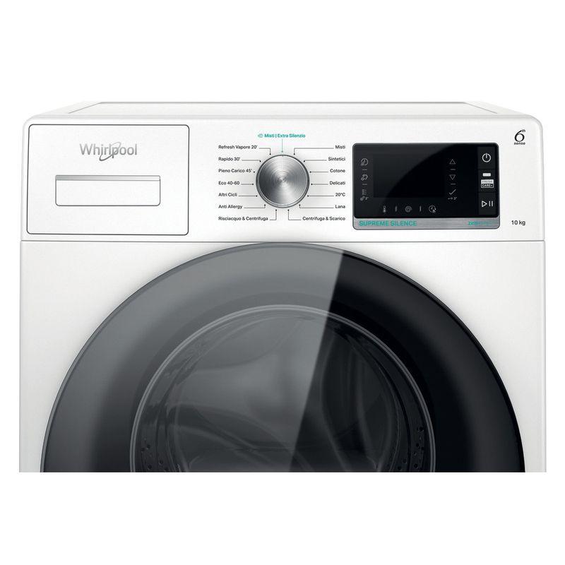 Whirlpool-Lavabiancheria-A-libera-installazione-W6-W045WB-IT-Bianco-Carica-frontale-B-Control-panel