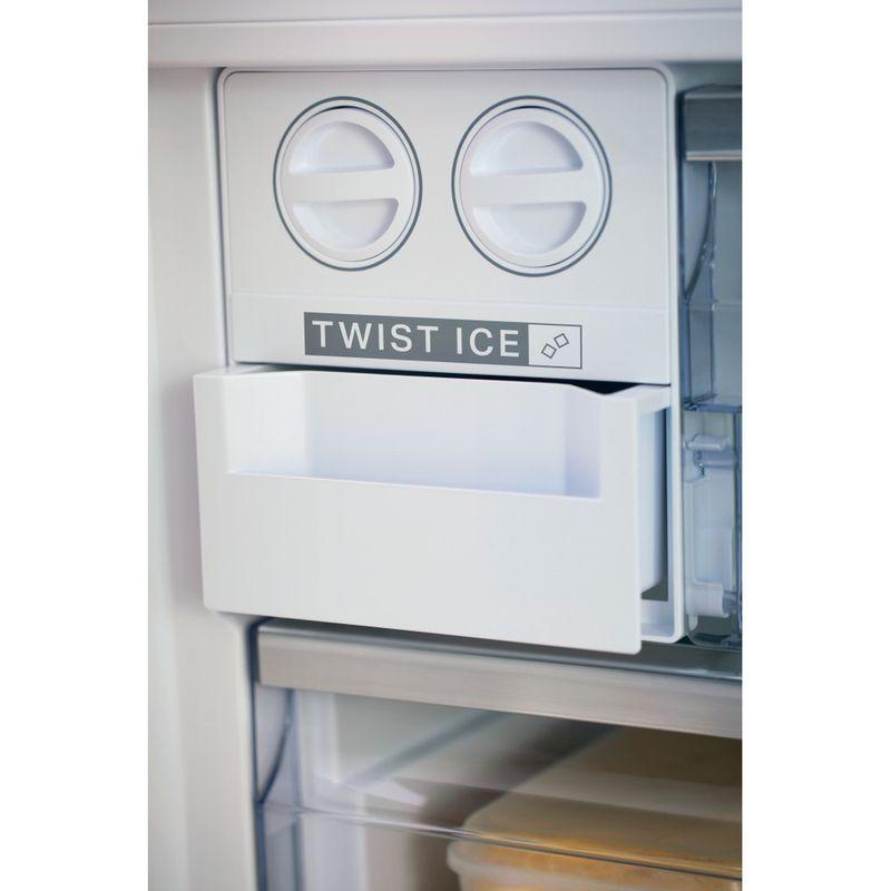 Whirlpool-Combinazione-Frigorifero-Congelatore-A-libera-installazione-W84TE-72-M-2-Marble-2-porte-Lifestyle-control-panel