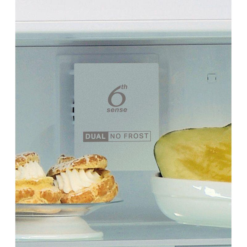 Whirlpool-Combinazione-Frigorifero-Congelatore-A-libera-installazione-W84TE-72-M-2-Marble-2-porte-Food