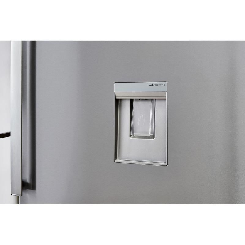 Whirlpool-Combinazione-Frigorifero-Congelatore-A-libera-installazione-W84TE-72-X-AQUA-2-Inox-2-porte-Lifestyle-detail