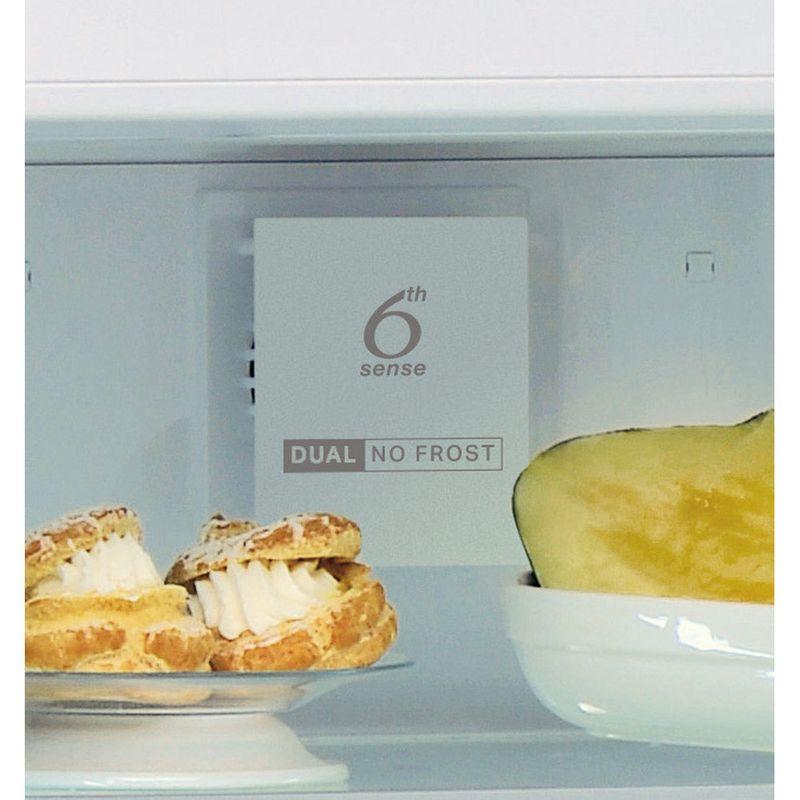 Whirlpool-Combinazione-Frigorifero-Congelatore-A-libera-installazione-W84TE-72-X-AQUA-2-Inox-2-porte-Food