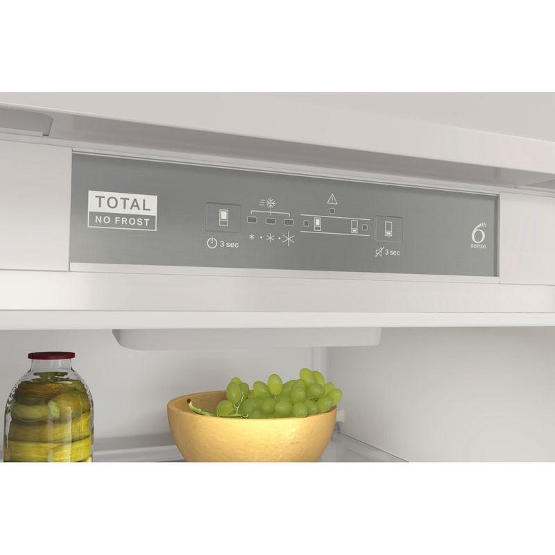 Whirlpool-Combinazione-Frigorifero-Congelatore-Da-incasso-WHC18-T323-Bianco-2-porte-Control-panel
