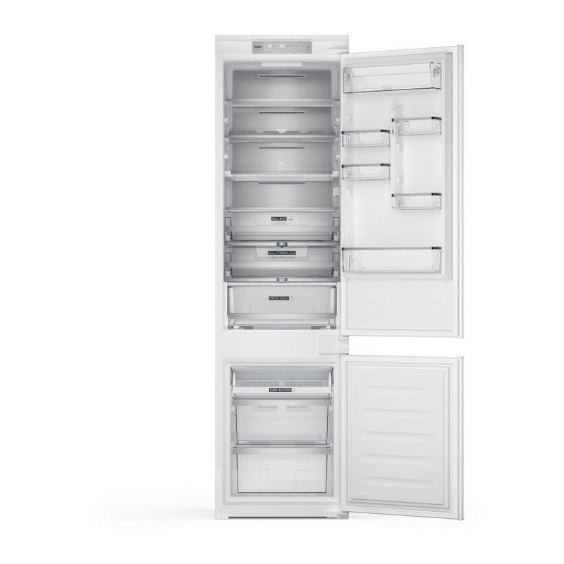 Whirlpool-Combinazione-Frigorifero-Congelatore-Da-incasso-WHC20-T573-Bianco-2-porte-Frontal-open