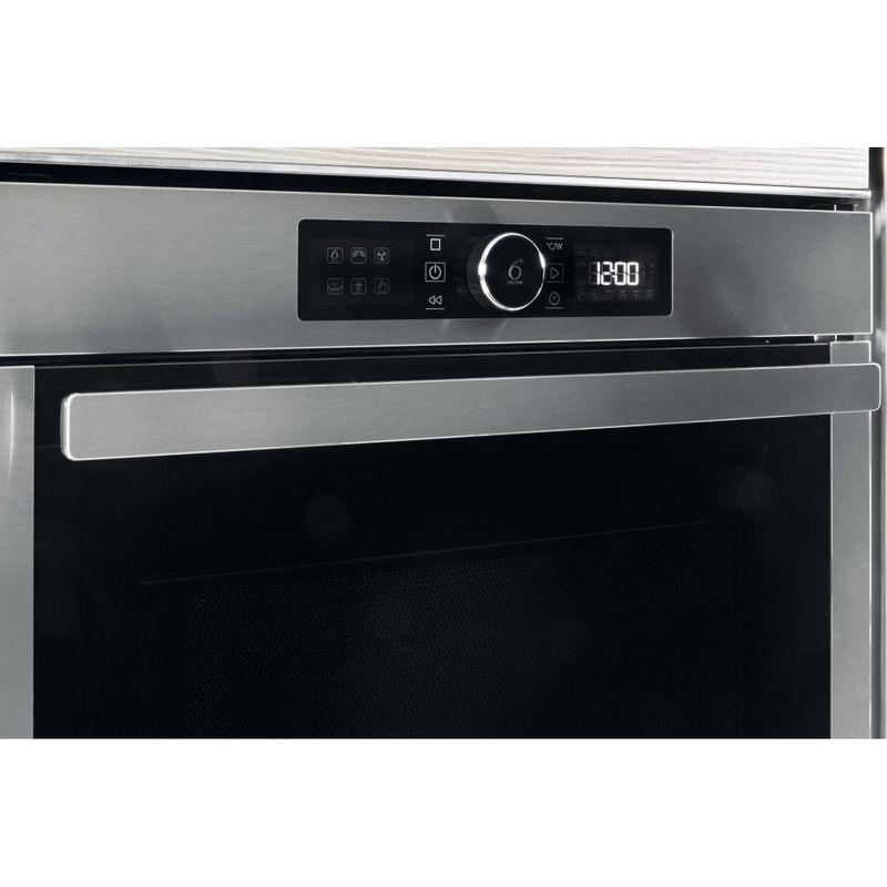 Whirlpool-Microonde-Da-incasso-AMW-508-IX-Stainless-Steel-Elettronico-40-Microonde-combinato-900-Lifestyle-control-panel