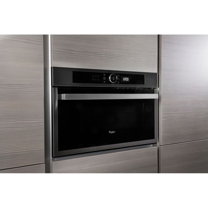 Whirlpool-Microonde-Da-incasso-AMW-731-IX-Stainless-Steel-Elettronico-31-Microonde---grill-1000-Lifestyle-perspective