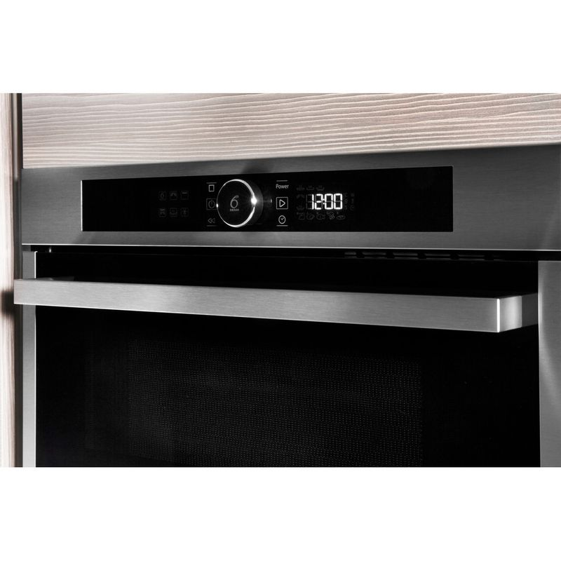 Whirlpool-Microonde-Da-incasso-AMW-731-IX-Stainless-Steel-Elettronico-31-Microonde---grill-1000-Lifestyle-control-panel