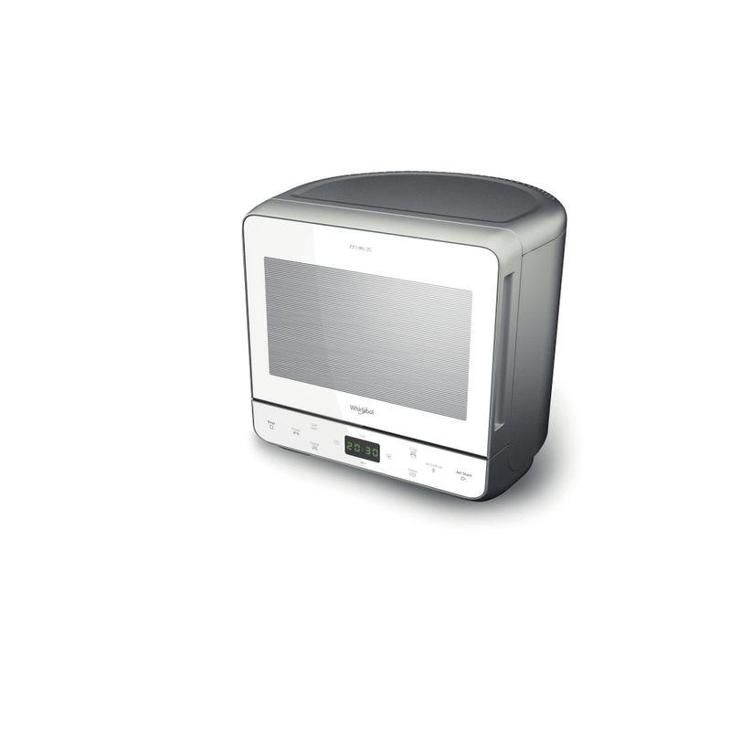 Whirlpool-Microonde-A-libera-installazione-MAX-39-WSL-Silver-totale-Elettronico-13-Microonde---grill-700-Perspective