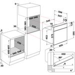 Whirlpool-Forno-Da-incasso-AKP-738-NB-Elettrico-A-Technical-drawing