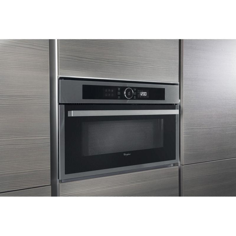 Whirlpool-Microonde-Da-incasso-AMW-509-IX-Stainless-Steel-Elettronico-40-Microonde-combinato-900-Lifestyle-perspective