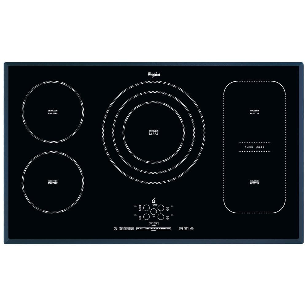 Whirlpool Piano cottura a induzione ACM 795/BA : guarda le specifiche e scopri le funzioni innovative degli elettrodomestici per casa e famiglia.