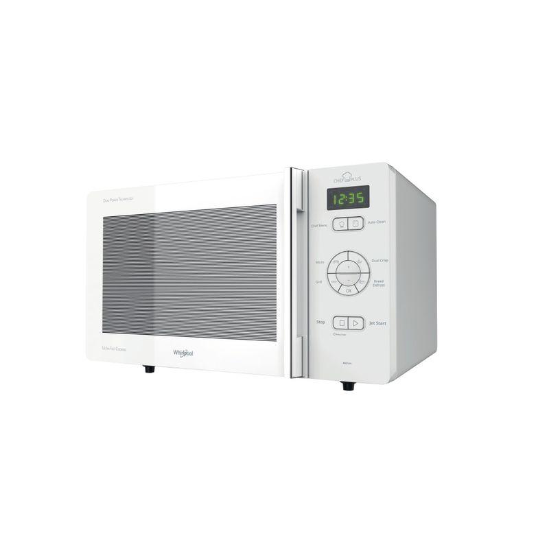 Whirlpool-Microonde-A-libera-installazione-MCP-345-WH-Bianco-Elettronico-25-Microonde---grill-800-Perspective