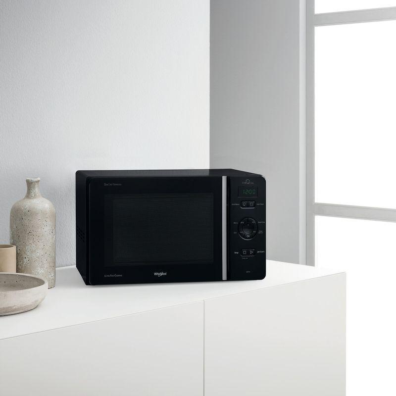 Whirlpool-Microonde-A-libera-installazione-MCP-345-BL-Nero-Elettronico-25-Microonde---grill-800-Lifestyle-perspective