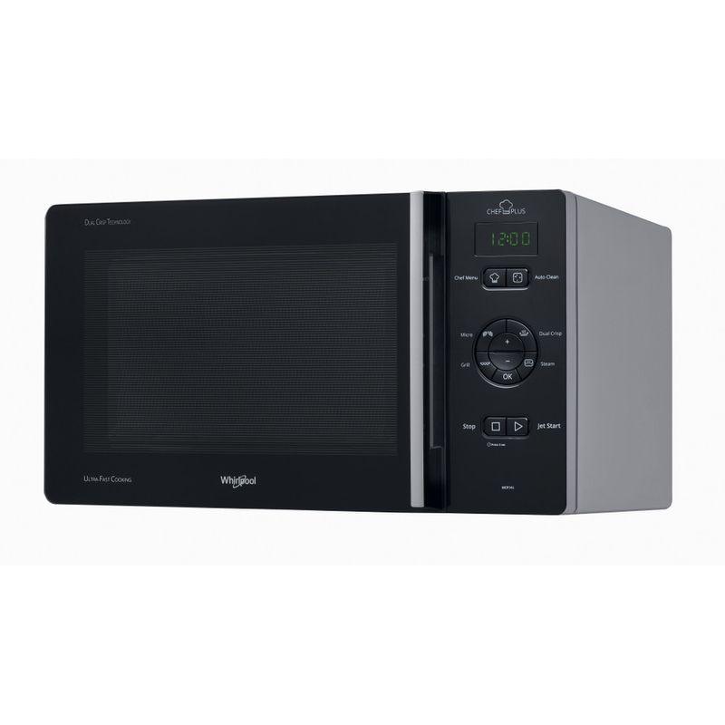 Whirlpool-Microonde-A-libera-installazione-MCP-346-SL-Argento-Elettronico-25-Microonde---grill-800-Perspective