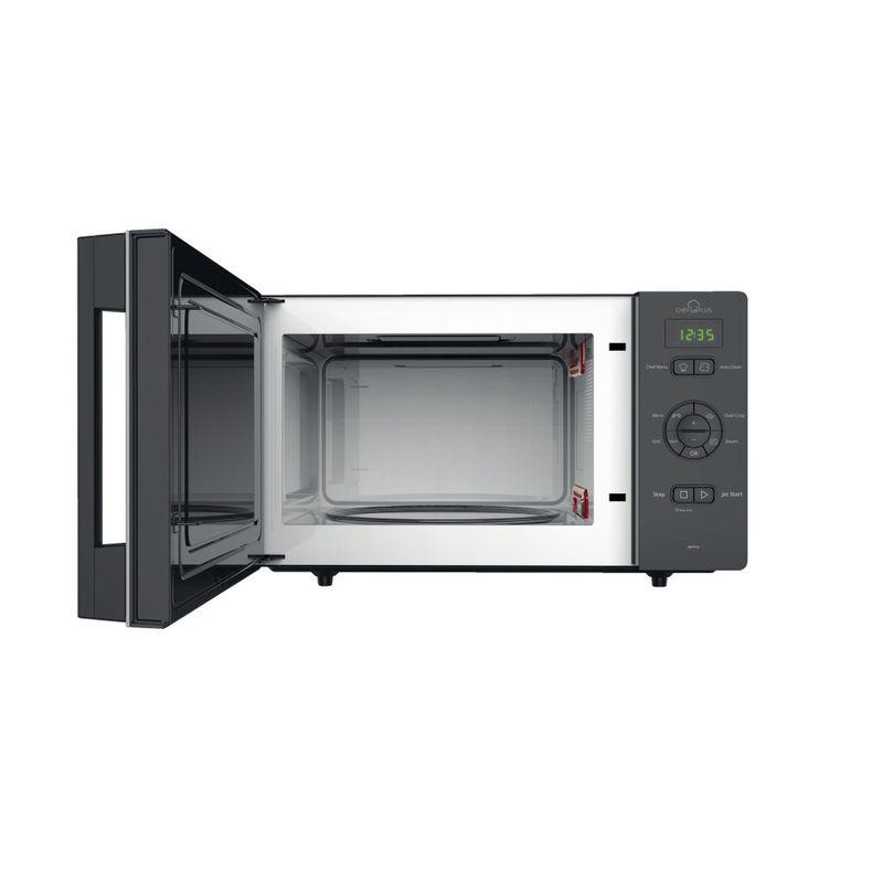 Whirlpool-Microonde-A-libera-installazione-MCP-346-SL-Argento-Elettronico-25-Microonde---grill-800-Frontal_Open
