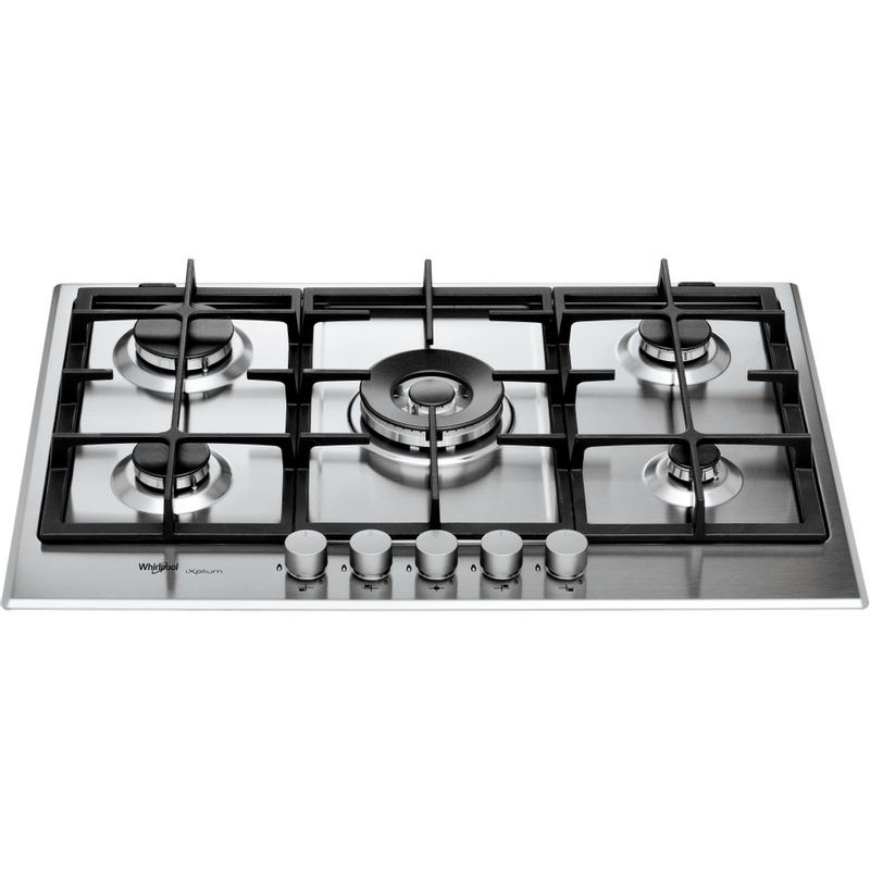 Whirlpool-Piano-cottura-GMA-7522-IXL-Inox-GAS-Frontal-top-down