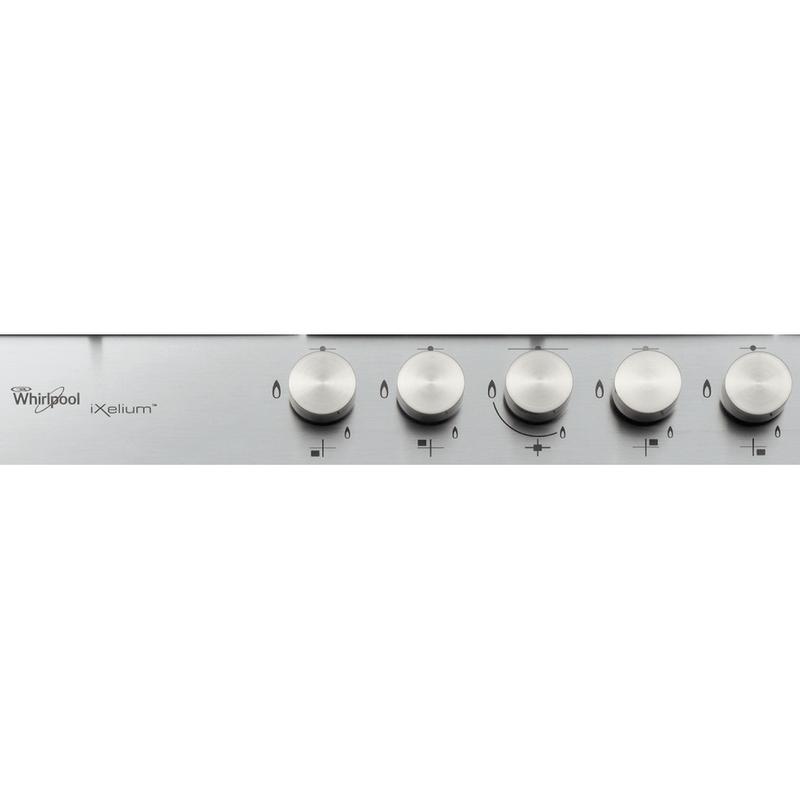Whirlpool-Piano-cottura-GMA-7522-IXL-Inox-GAS-Control-panel