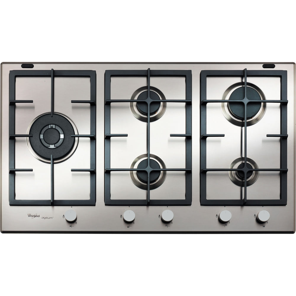 Whirlpool Piano cottura a gas GMA 9522/IXL : guarda le specifiche e scopri le funzioni innovative degli elettrodomestici per casa e famiglia.