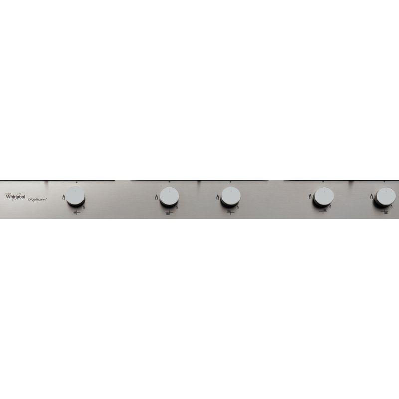 Whirlpool-Piano-cottura-GMA-9522-IXL-Inox-GAS-Control-panel