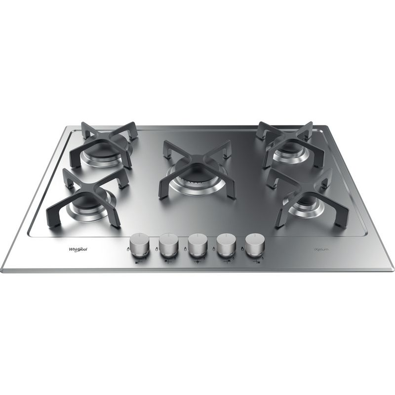 Whirlpool-Piano-cottura-GMA-7514-IXL-Inox-GAS-Frontal-top-down