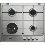 Whirlpool-Piano-cottura-GMA-6421-IXL-Inox-GAS-Frontal