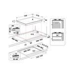 Whirlpool-Piano-cottura-GOA-7523-NB-Nero-GAS-Technical-drawing