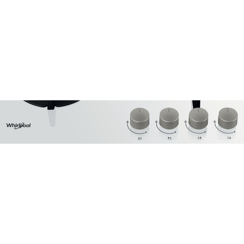 Whirlpool-Piano-cottura-GOA-6423-WH-Bianco-GAS-Control-panel