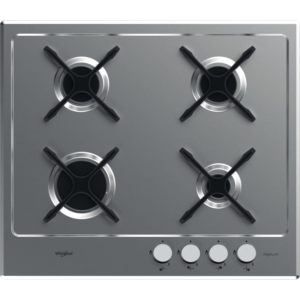 Whirlpool Piano cottura a gas GMA 6414/IXL/01 : guarda le specifiche e scopri le funzioni innovative degli elettrodomestici per casa e famiglia.