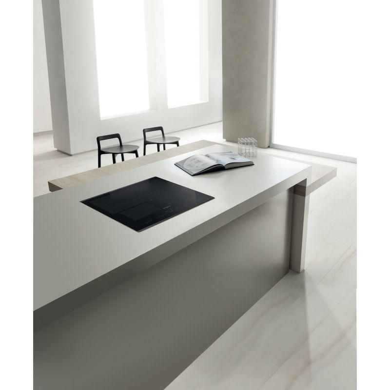 Whirlpool-Piano-cottura-SMO-654-OF-BT-IXL-Nero-Induction-vitroceramic-Lifestyle-perspective