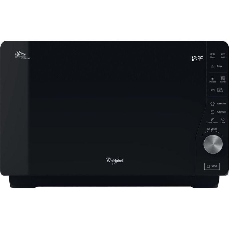 Whirlpool-Microonde-A-libera-installazione-MWF-426-SL-Argento-Elettronico-25-Microonde---grill-800-Frontal
