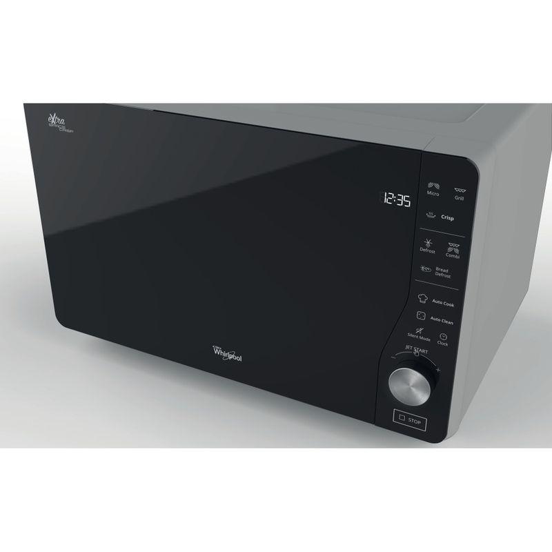 Whirlpool-Microonde-A-libera-installazione-MWF-426-SL-Argento-Elettronico-25-Microonde---grill-800-Control-panel