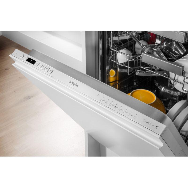 Whirlpool-Lavastoviglie-Da-incasso-WIC-3T224-PFG-Totalmente-integrato-A---Lifestyle-control-panel