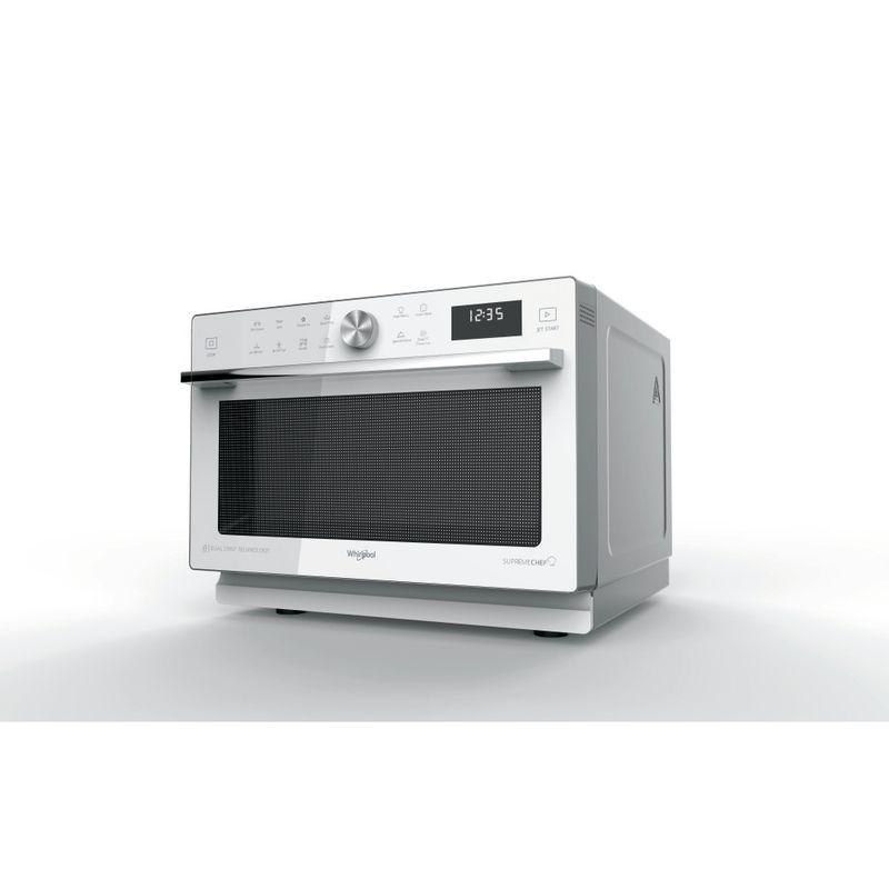 Whirlpool-Microonde-A-libera-installazione-MWP-339-SW-Bianco-Elettronico-33-Microonde-combinato-900-Perspective