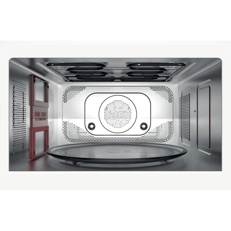 Whirlpool-Microonde-A-libera-installazione-MWP-339-SB-Argento-Elettronico-33-Microonde-combinato-900-Cavity
