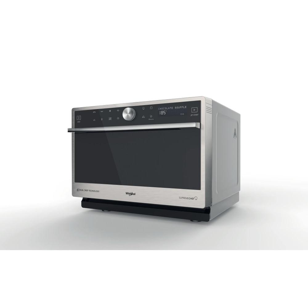 Whirlpool Microonde a libera installazione MWP 3391 SX : guarda le specifiche e scopri le funzioni innovative degli elettrodomestici per casa e famiglia.