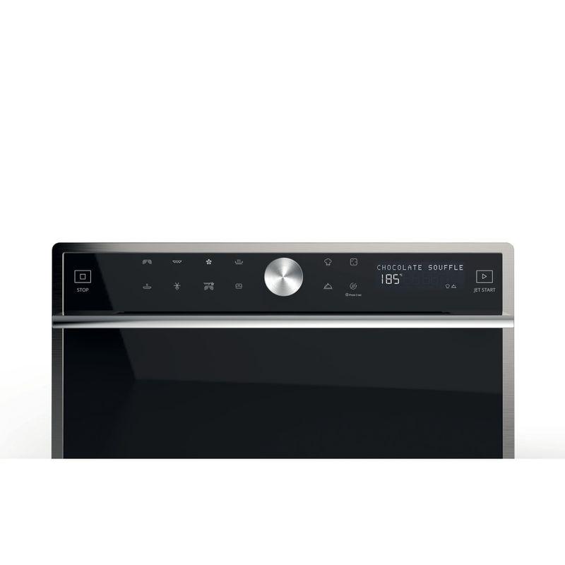 Whirlpool-Microonde-A-libera-installazione-MWP-3391-SX-Inox-Elettronico-33-Microonde-combinato-1000-Control-panel