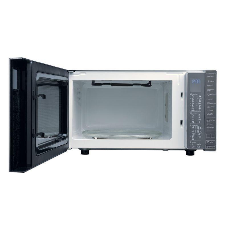 Whirlpool-Microonde-A-libera-installazione-MWP-304-M-Specchio-Elettronico-30-Microonde---grill-900-Frontal-open