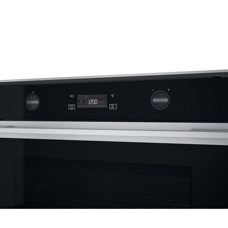 Whirlpool-Microonde-Da-incasso-W7-MW561-Stainless-Steel-Elettronico-40-Microonde-combinato-900-Control-panel