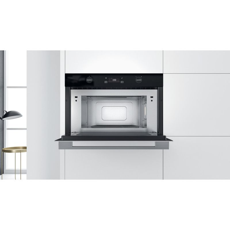 Whirlpool-Microonde-Da-incasso-W7-MD540-Stainless-Steel-Elettronico-31-Microonde---grill-1000-Lifestyle-frontal-open