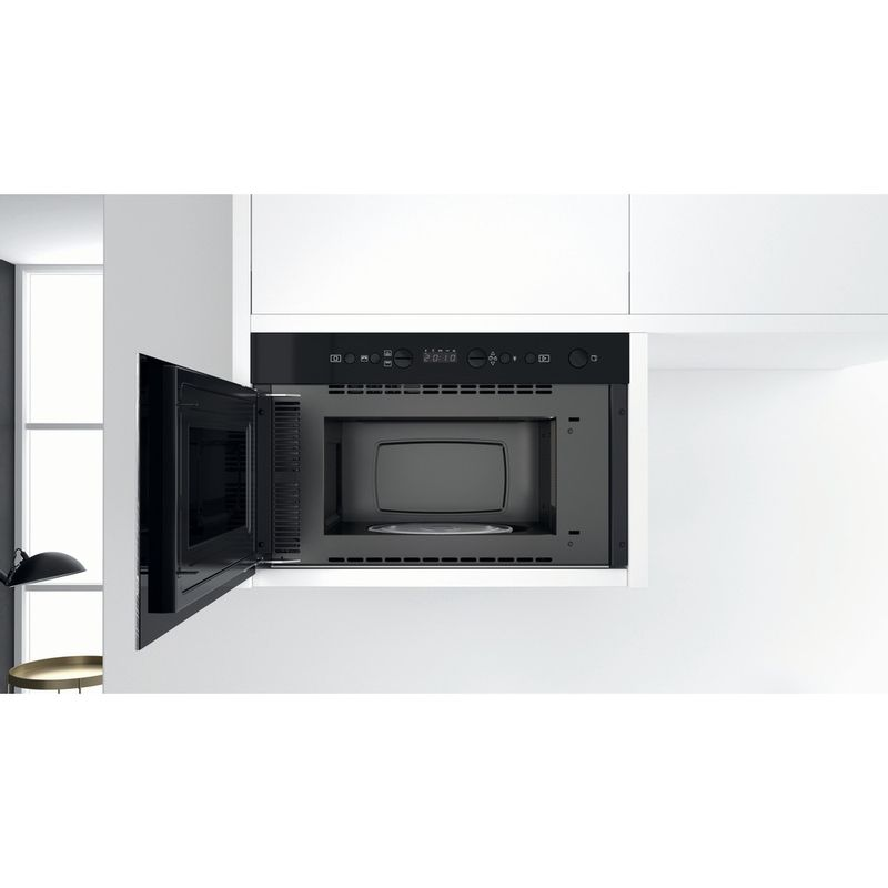 Whirlpool-Microonde-Da-incasso-W7-MN840-Stainless-Steel-Elettronico-22-Microonde---grill-750-Lifestyle-frontal-open