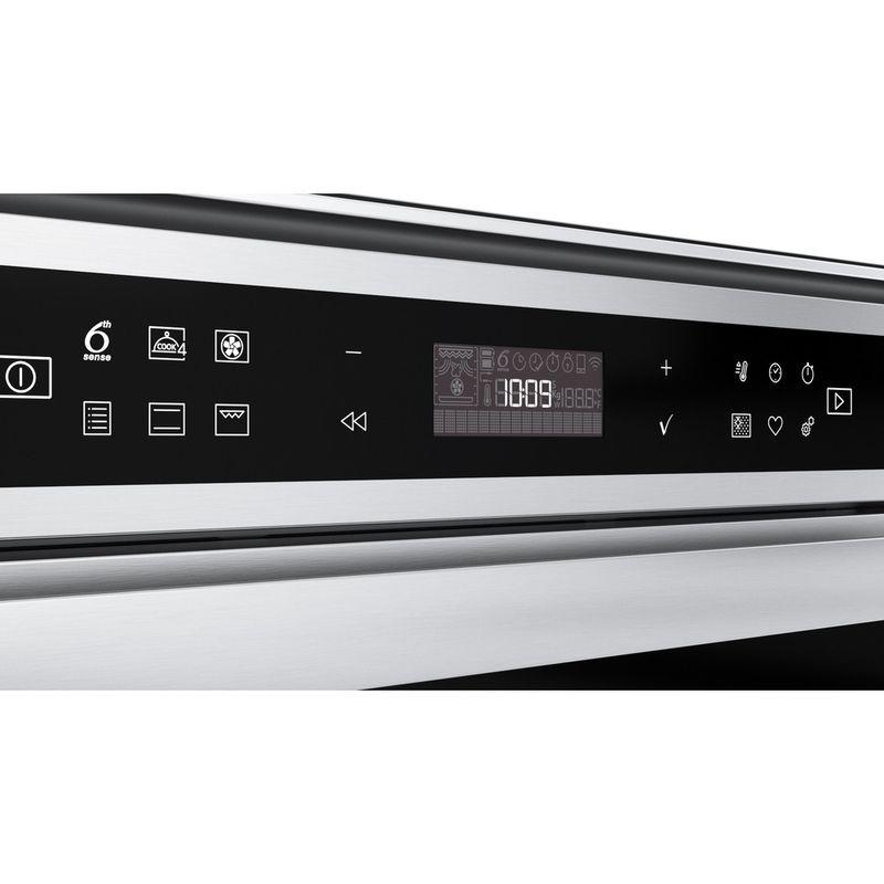 Whirlpool-Forno-Da-incasso-W6-OS4-4S1-H-Elettrico-A--Control-panel